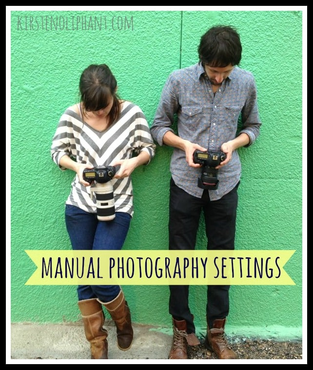 Tips and Tricks for using the manual settings on your DSLR. Specifically setting up the shot and getting good light.