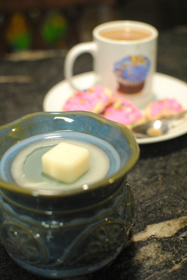 I'm Creamy Custard. What's your scent? #cbias #MeltsBestFeelings #shop