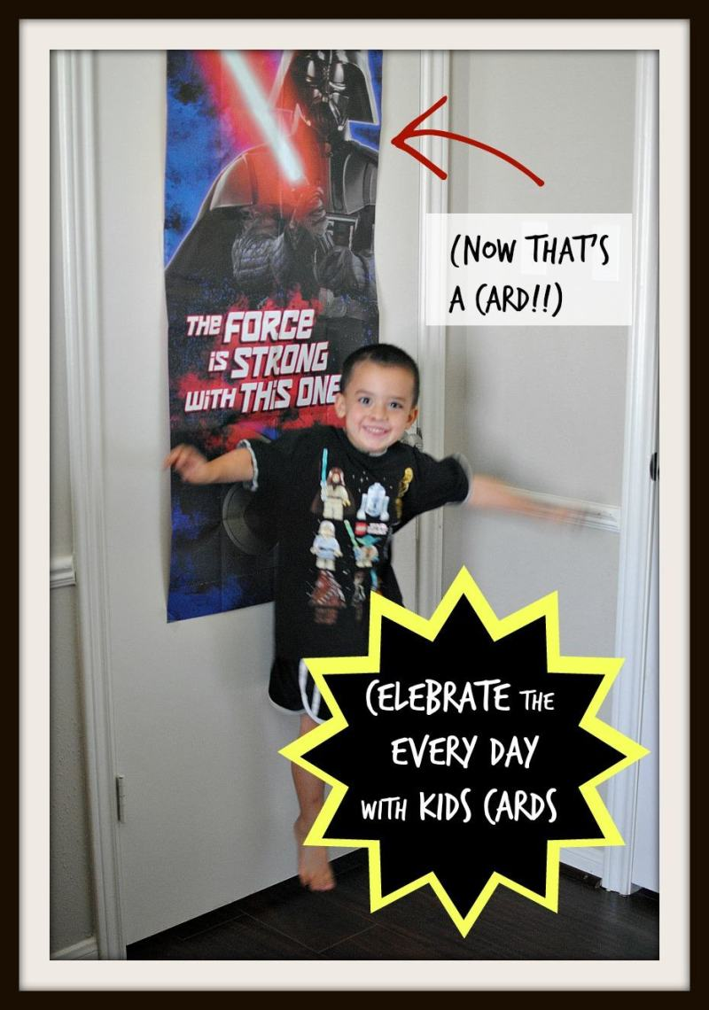 These poster sized #kidscards from Hallmark are great for any occasion! #shop #cbias