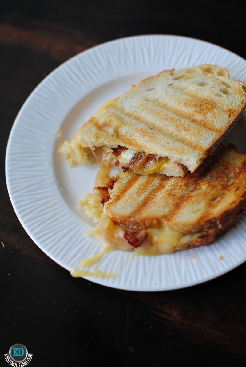 Fancy grilled cheese recipes