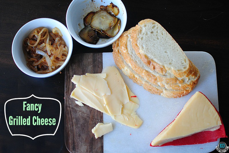 A few great ingredients for grilled cheese recipes