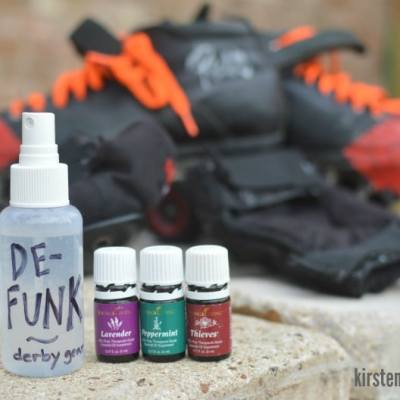 De-Funk Your Derby Gear!