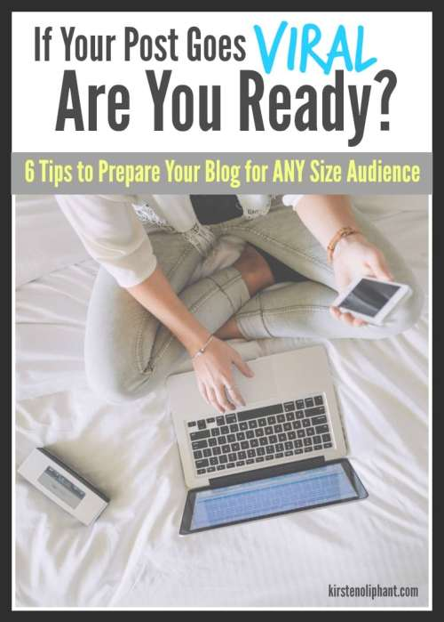 How to Prepare Your Blog for a Viral Post