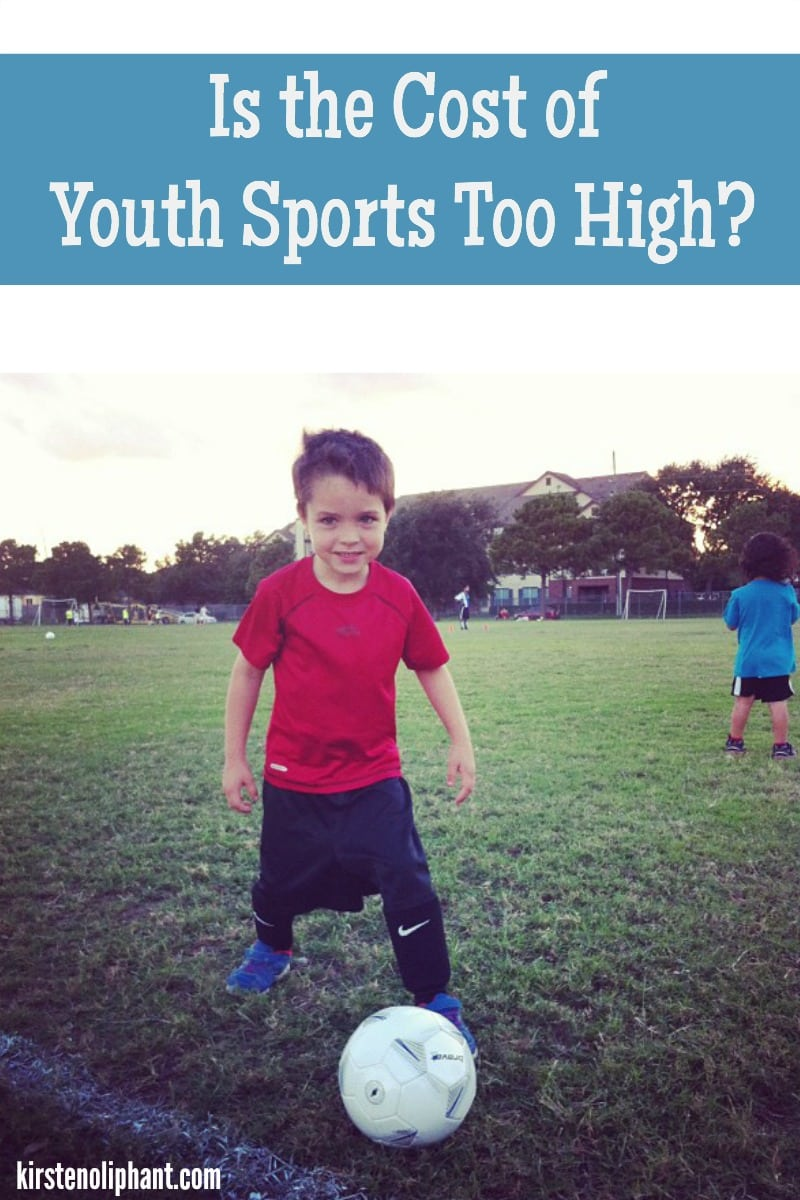 There are pros and cons when it comes to youth sports. What are the hidden costs of your kids being involved in team sports?