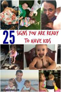 Are you REALLY ready to have kids? The answer just might surprise you.