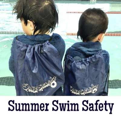 Summer Swim Safety