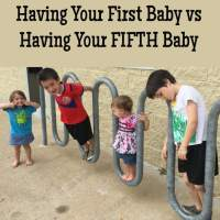 First Baby vs Fifth Baby