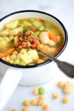 katalansk-suppe