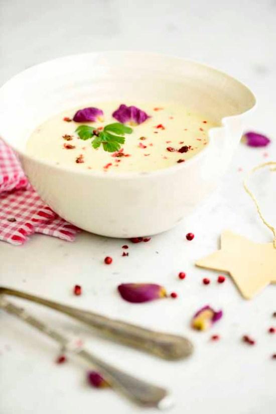 spansk hvidløgssuppe