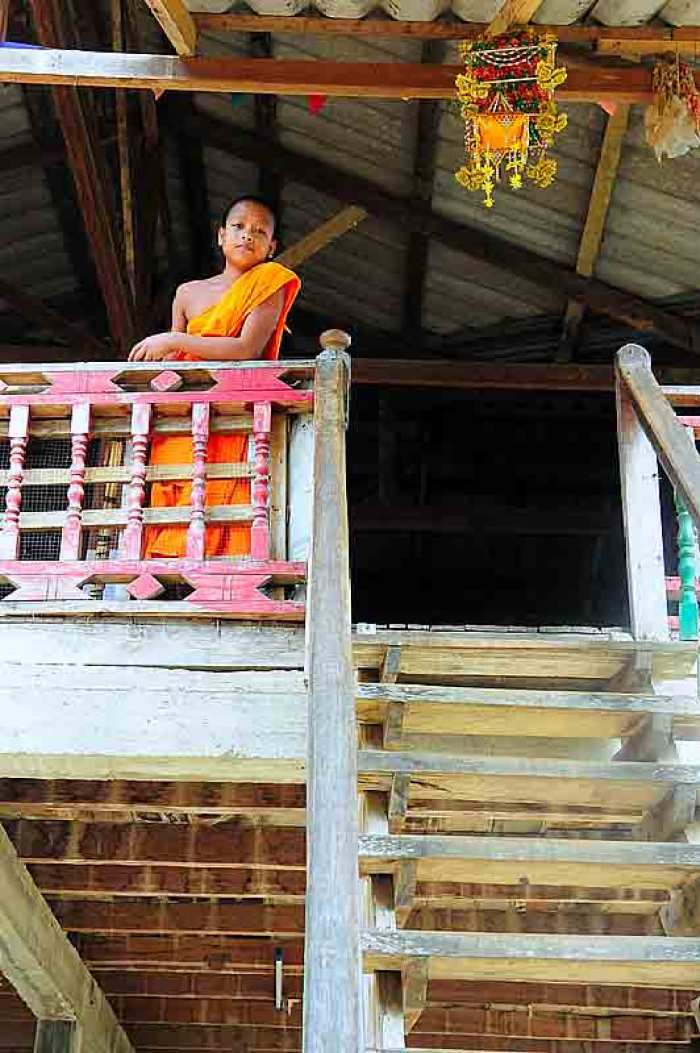 Laos.munk