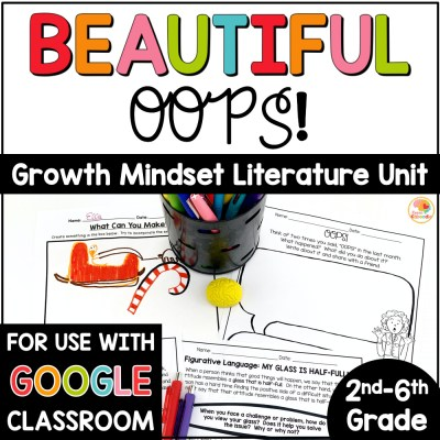 Beautiful Oops Activities for Kids COVER