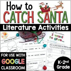 How to Catch Santa Activities COVER