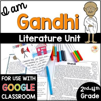 gandhi-literature-unit