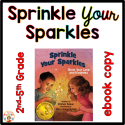 Sprinkle Your Sparkles ebook Cover