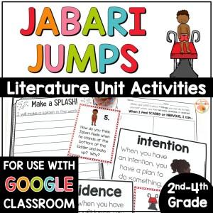 Jabari Jumps Activities COVER