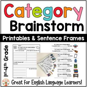 Category Brainstorm