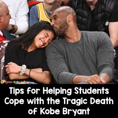 Ideas for Helping Students Cope with the Tragic Death of Kobe Bryant
