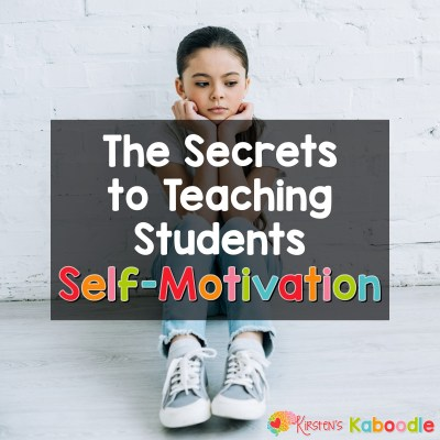 How to Motivate Yourself in the Classroom
