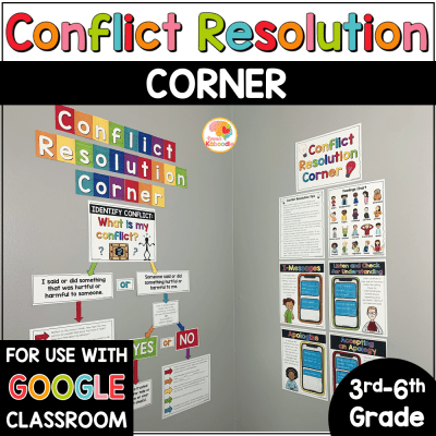 conflict-resolution-corner-social-emotional-learning