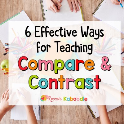 compare-and-contrast-worksheets
