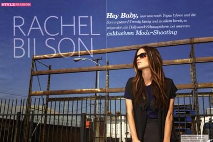 Talent: Rachel Bilson, Fotograf: Kirstin Knufmann