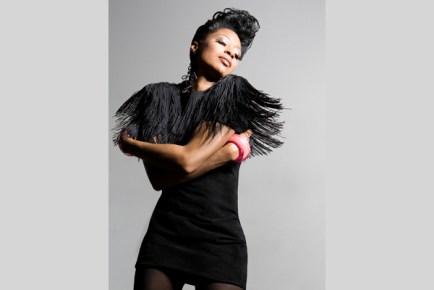 Talent: Fatima Robinson, Fotograf: Kirstin Knufmann