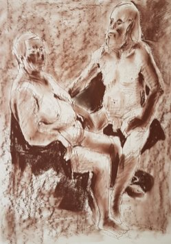 Man & Woman Exposed AVAILABLE