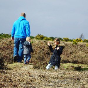 family time in the New Forest