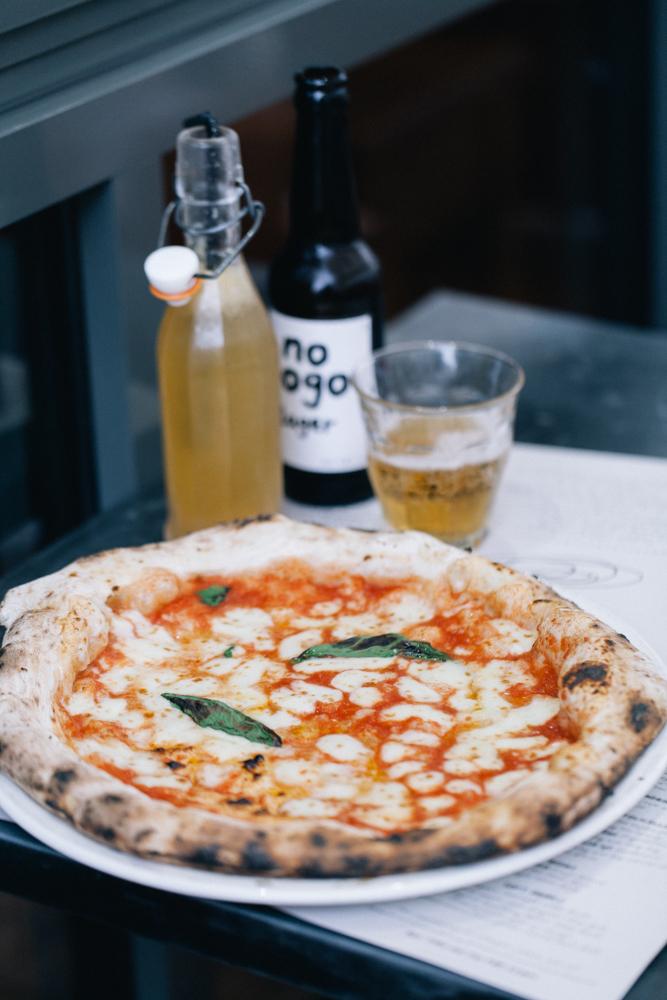 Franco Manca Pizza