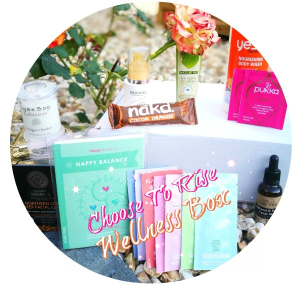 Choose To Rise Wellness Box