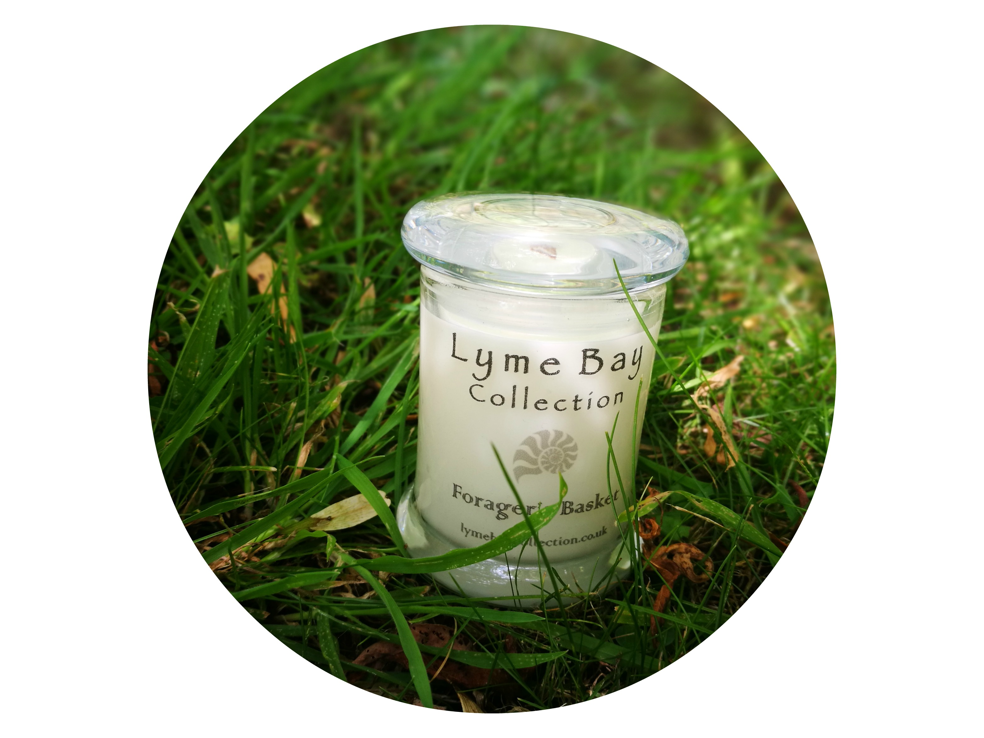 LYME BAY COLLECTION TRAVEL SIZE CANDLE