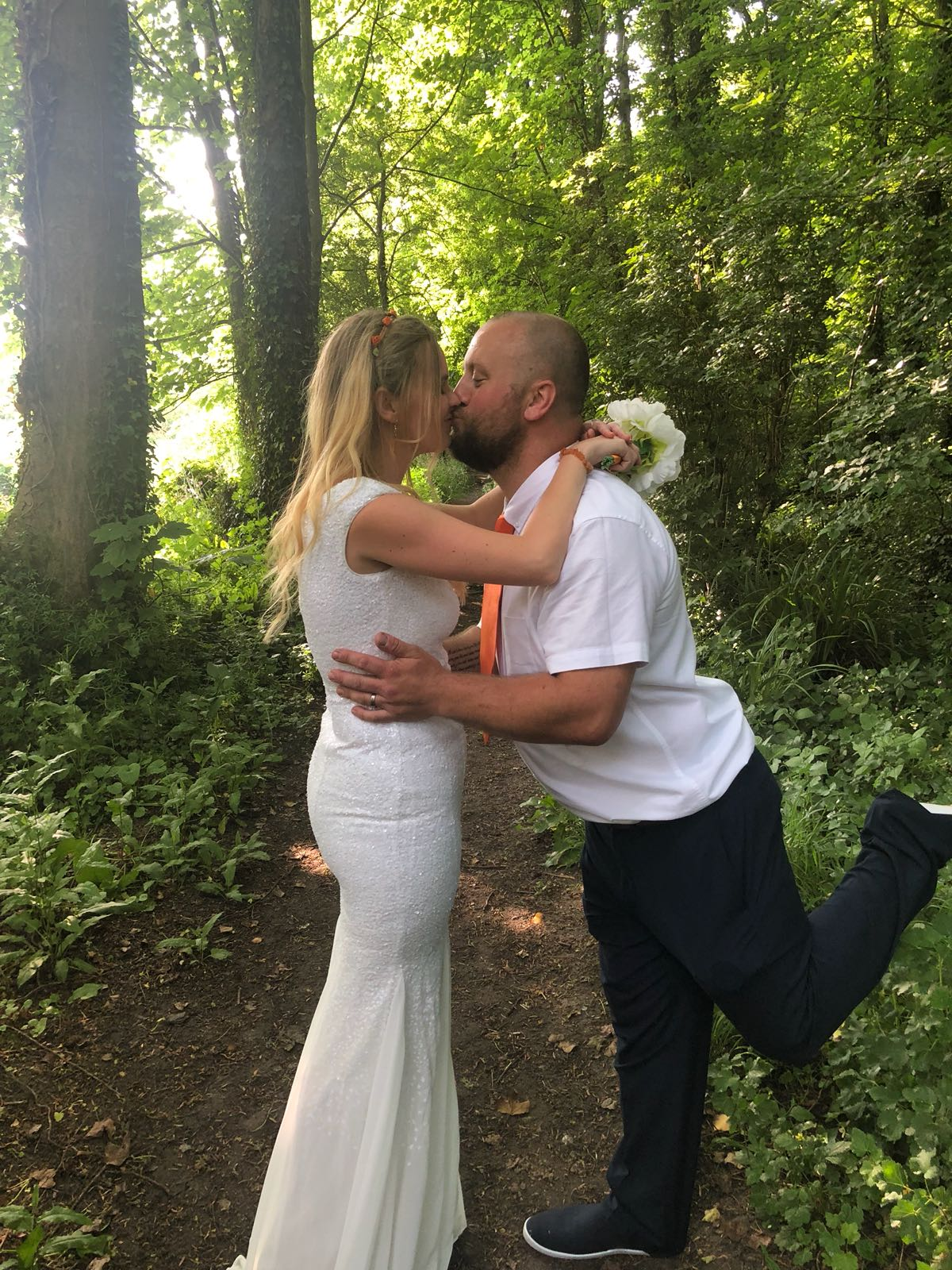 spiritual wedding vows