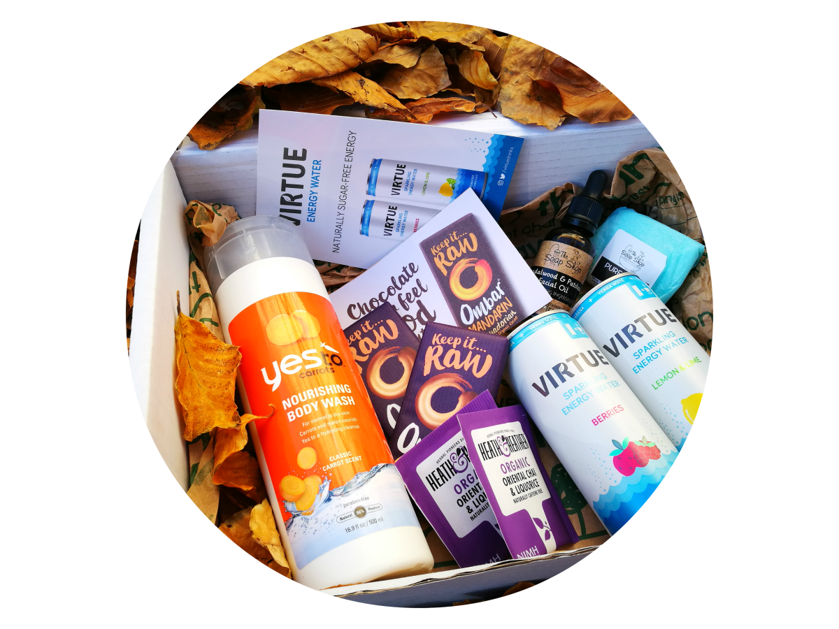Choose To Rise Autumn/Winter Wellness Box
