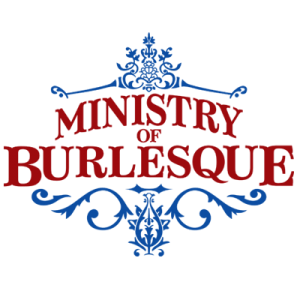 Ministry of Burlesque Logo