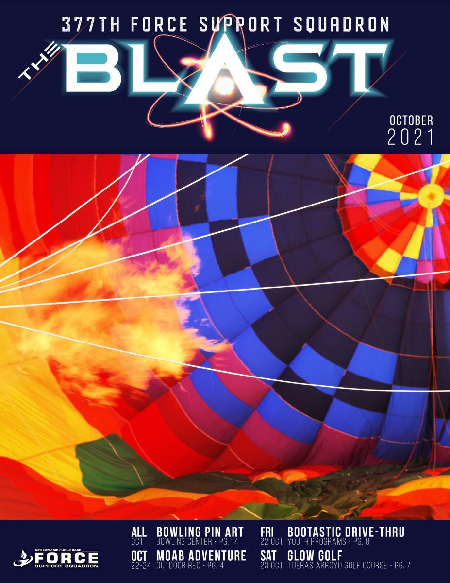The Blast October 2021