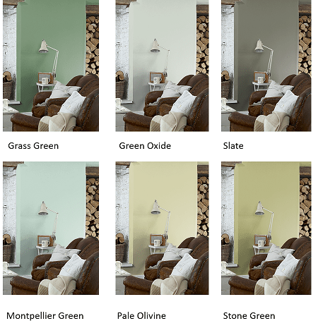 Dulux Heritage Colours 2 5ltr Greens Kis Uk