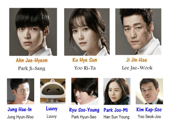 Download Blood Korean Drama (2015) – [Episode 3]