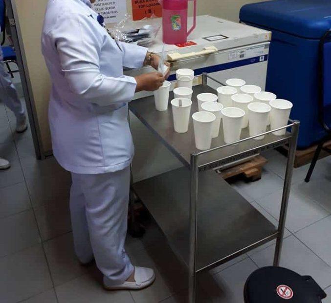 Muntahkan Air Gula Siap Tak Beritahu Nurse, Ibu Terkilan Baby Kembarnya Gugur 11