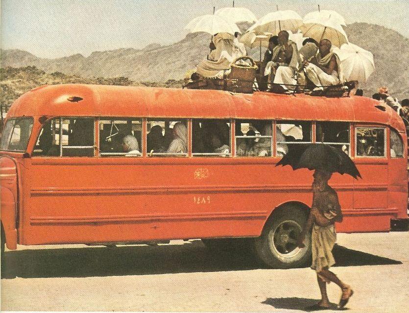 3. Bus Jamaah Haji