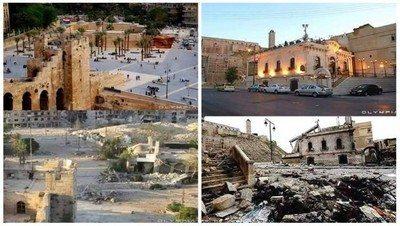 Kota Aleppo 1