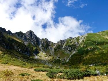 中央アルプス 木曽駒ケ岳を登る