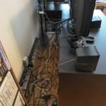 Old Cord Setup