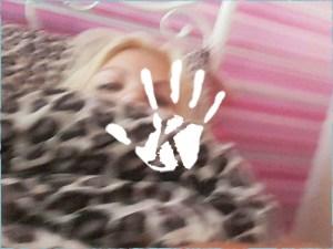 Saját mobiljával fotózta le egy szellem, miközben aludt…
