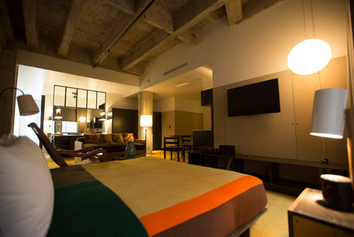 Wanderlust: Ace Hotel Downtown La