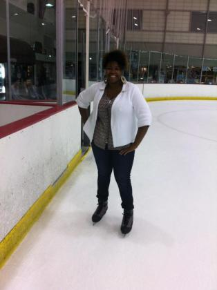 My adventures with Ice Skating