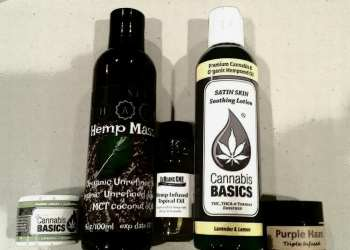 Cannabis-Infused Topicals and Massage