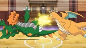 Pokemon Best Wishes! Season 2: Iris vs Ibuki