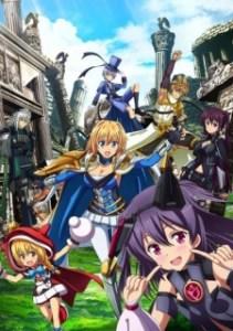 Hangyakusei Million Arthur 2nd Season (Dub)