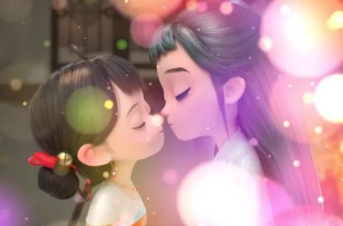 Little Bell and Ami's Love Story Episode 1 English Subbed
