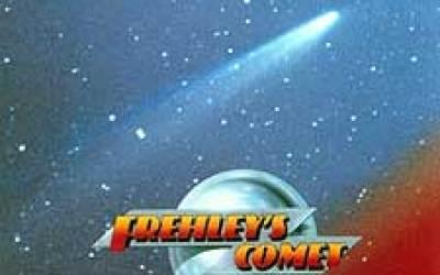 I backspegeln Frehley's Comet